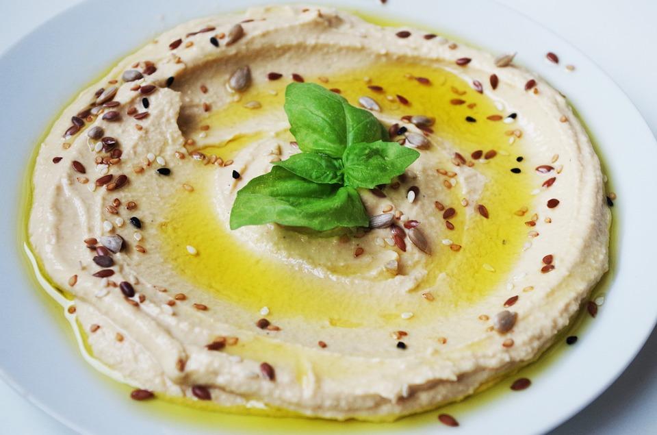 Receta de hummus – Crema de garbanzos